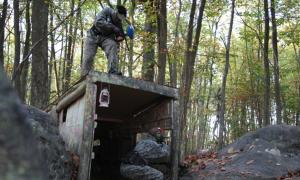 paintball melun no limit aventure melun 1h 100 billes